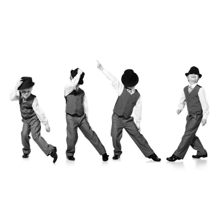 Taniec jazzowy
